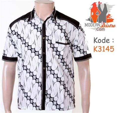 Kemeja Batik Lengan Pendek K7993 46 best images about batik on coats models and polos