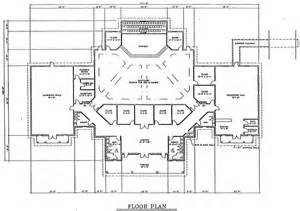 Church Floor Plan Designs by Church Plan 135 Lth Steel Structures
