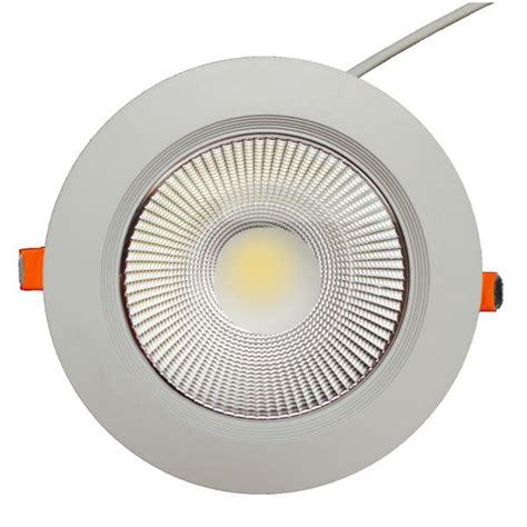 plafonnier led encastrable plafonnier led 20w 230v encastrable blanc chaud 224 19 90 occasions et d 233 stockage eclairage led