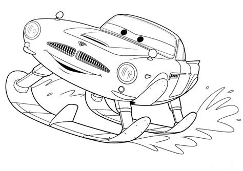 Cars 2 Coloring Pages by Cars 2 Coloring Pages Ecoloringpage Printable