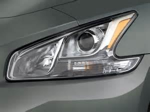 2010 Nissan Maxima Headlights Image 2010 Nissan Maxima 4 Door Sedan V6 Cvt 3 5 Sv