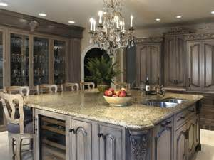 Painted Kitchen Cabinets Ideas by Painted Kitchen Cabinet Pictures And Ideas
