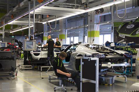 Porsche Factory Tour by Porsche Factory Tour 918 Spyder Production Ending