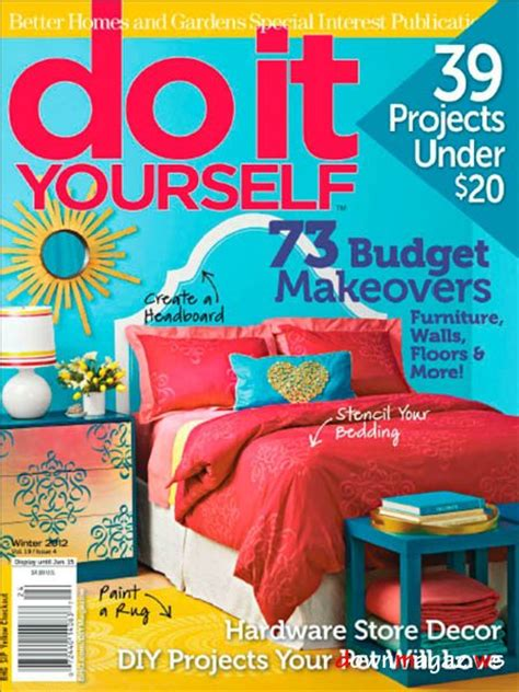 do it yourself magazine do it yourself magazine winter 2012 187 pdf
