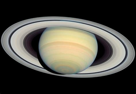 how big is earthpared to saturn saturn hubble space telescope pics about space