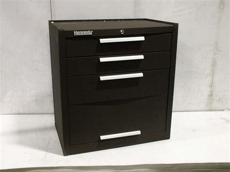 kennedy 3 drawer tool storage chest cabinet box wrinkle