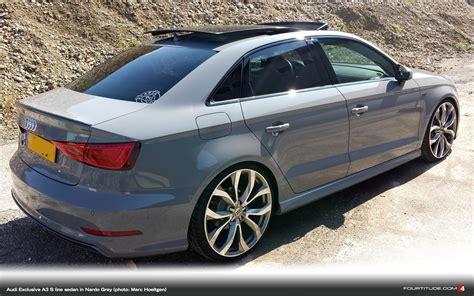 Audi S3 Sport by Audi Fit Driver Sport Net Modified S3 Illinois Liver