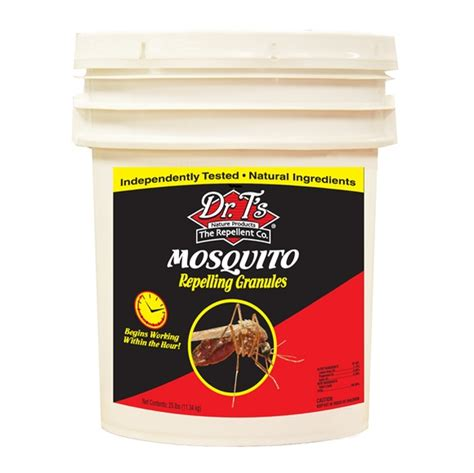 dr ts nature products mosquito repelling granules model