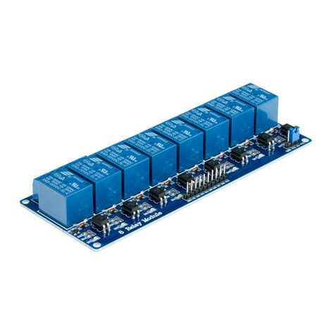 Module Isolated Relay 8 Channel Dengan Photocoupler relay module with opto isolation 8 channel nightshade
