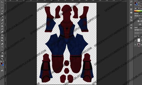 superior spider man pattern april 2016 spiderman costumes