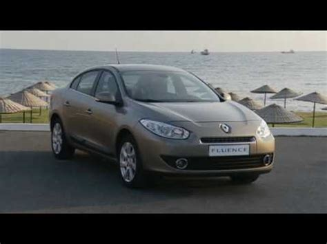 renault fluence 2010 new renault fluence 2010 youtube
