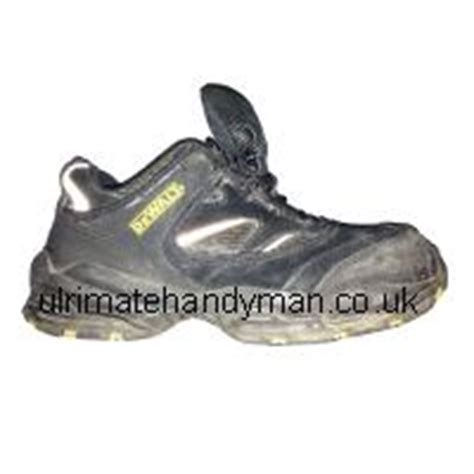comfortable safety trainers ppe diy safety