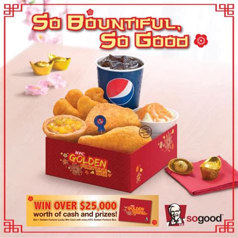 kfc new year promotion 10 lunar new year festive promotions from popular fast