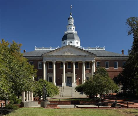 Maryland State House Wikiwand