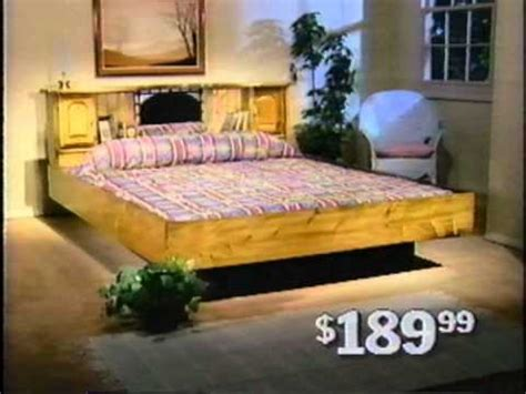 water beds and stuff 1991 big sur waterbeds commercial youtube