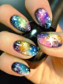 tip of the week gorgeous galaxy nail art spice tv africa
