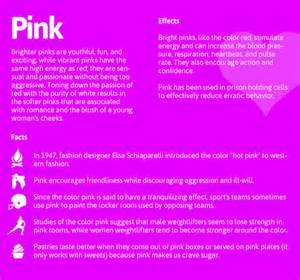 meaning of pink pink daily dose