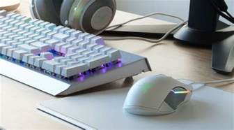 What Color Is Good For Kitchen - razer goes white with mercury edition gaming peripherals mikeshouts