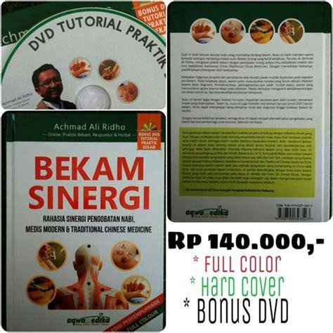 Buku Dokter Anda Berkata Memahami Problema Penyakit Dan Pengobatannya bekam sinergi edisi terbaru 2015 dr achmad ali ridho