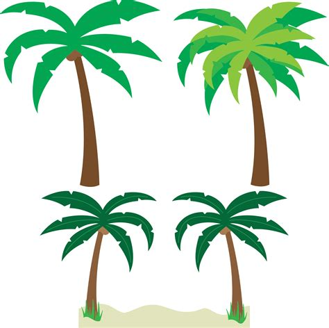 palm tree svg palm tree clip art free vector in open office drawing svg