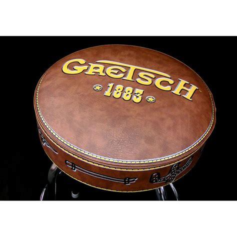 Gretsch Bar Stool 24 by Gretsch 1883 24 Inch Bar Stool At Gear4music