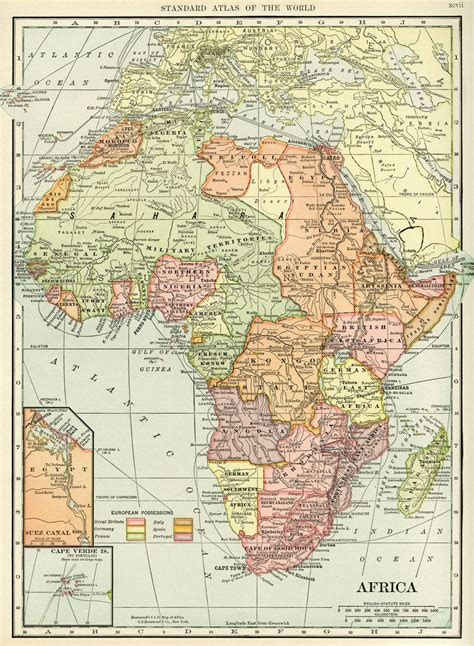 africa map vintage 2203 best maps and globes images on antique