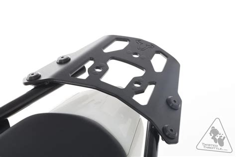sw motech alu rack top rack to fit many top styles
