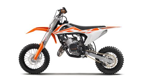 Ktm 50 Cc Enduro21 Look Ktm S 2017 Mini Bikes