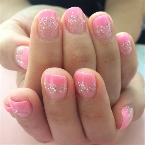 25 Light Pink Nail Art Designs Ideas Design Trends Light Nail Design
