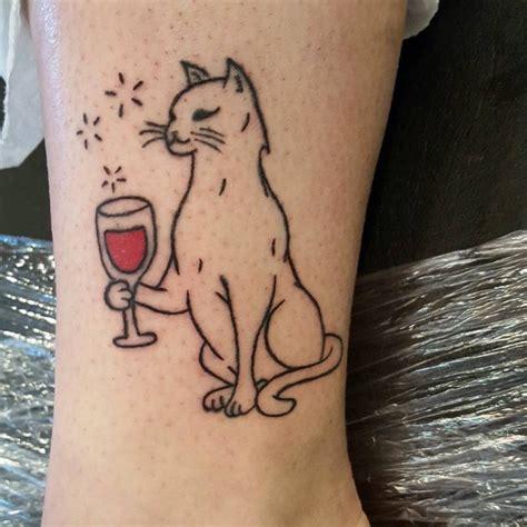 cartoon kitten tattoo 60 cute cat tattoo designs and ideas spiritual luck