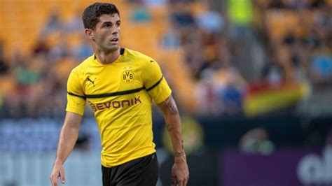 christian pulisic speed christian pulisic bakal diskusikan masa depannya di