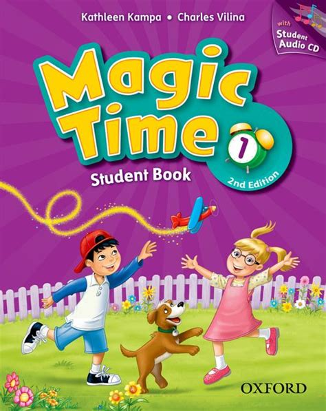 Magic Twenty Times A magic time 2nd edition workbook level 1 by kathy ka