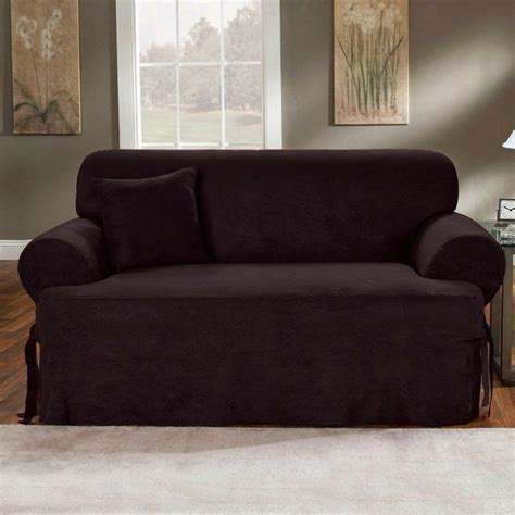 black couch slipcover black slipcovers for couches 2 couch covers blogger