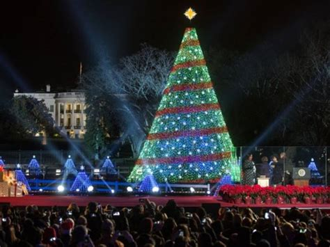 dc tree lighting 2017 these celebrities will host 2017 national christmas tree