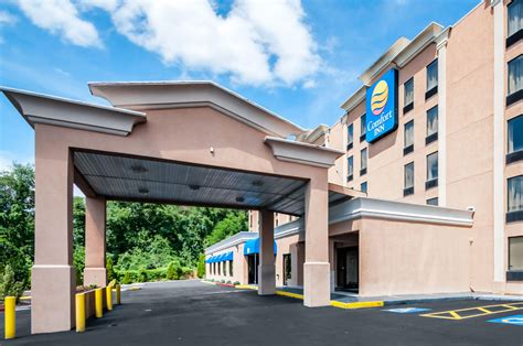 Comfort Inn Baltimore East Towson In Baltimore Hotel