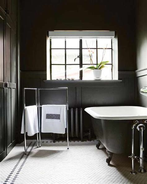 black bathroom decorating ideas newknowledgebase blogs some effective black and white