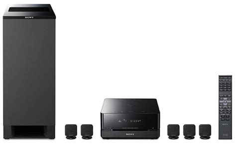 sony dav is10 51 surround sound dvd home theatre system