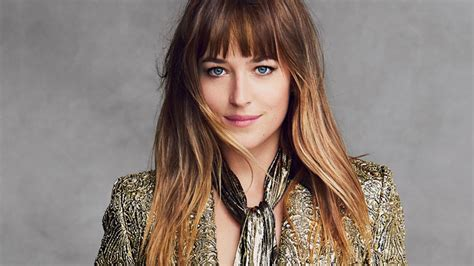 dakota johnson bangs hiw to cut hairstyles with front bangs 2018 hairstyles by unixcode