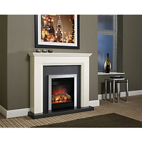 Cheap Fireplace Suites by Buy Cheap Electric Suite Compare Heating Cooling