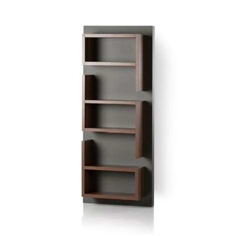 wall mounted shelving units michigan wall mounted shelving unit in walnut and grey