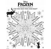 Free Disney Frozen Coloring Sheets And Activities  I Am A Mommy Nerd