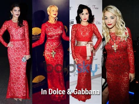 Who Wore Dolce Gabbana Better by Who Wore Dolce Gabbana Better Boldsky