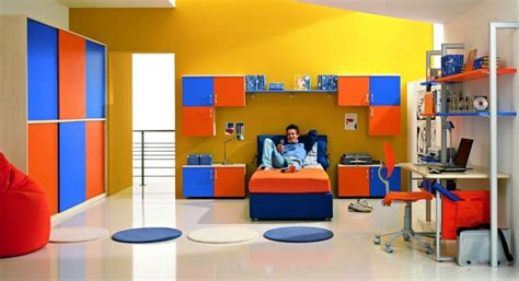 Cool Bedroom Ideas For Boys | 25 cool boys bedroom ideas by zg group digsdigs
