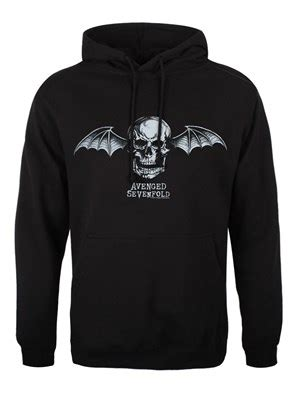 Jaket Band Slayer Zipper Slayer Hoodie Slayer Switer Slayer Sl27 avenged sevenfold bat logo s black hoodie buy