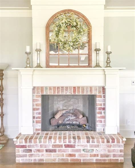best 20 brick fireplaces ideas best 20 tv fireplace ideas on tv above