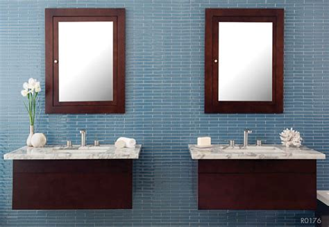 light blue tiles bathroom caspian blue light contemporary bathroom seattle by statements tile