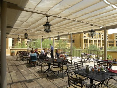 commercial retractable awning tucson commercial retractable awnings air and sun shade products