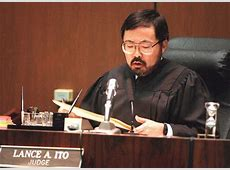 Where Is Judge Lance Ito Today? He's Stayed Out Of The ... Lance Ito Today