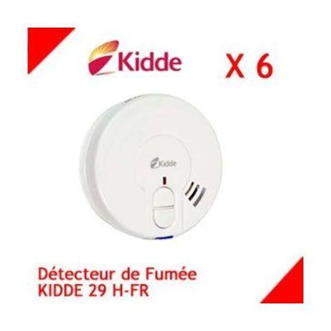 Détecteur De Fumée Kidde 29 Fr by Dtecteur Fume Kidde Kit De Trois Dtecteurs De Fumes Et Un
