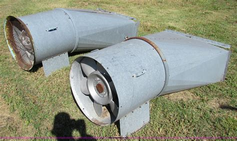 grain bin fans for sale 2 grain bin fans item d9039 sold october 12 ag